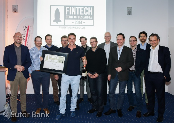 Fintech Startup of the Year 2014